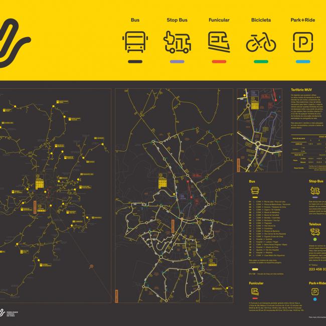 MUV – Mobilidade Urbana de Viseu