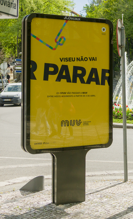 MUV - Mobilidade Urbana de Viseu